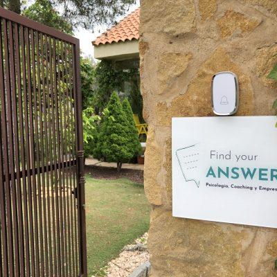 Psicología Find Your Answer entrada
